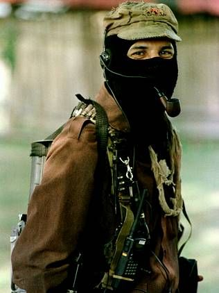 From the mountains of Southeastern Mexico, Subcomandante Marcos, May, 1994