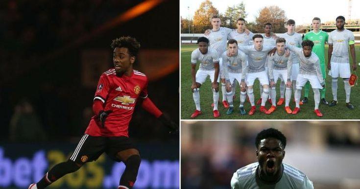 Brodarac vs Manchester United U19s LIVE UEFA Youth League score and goal updates as Angel Gomes starts: * Brodarac vs Manchester United…