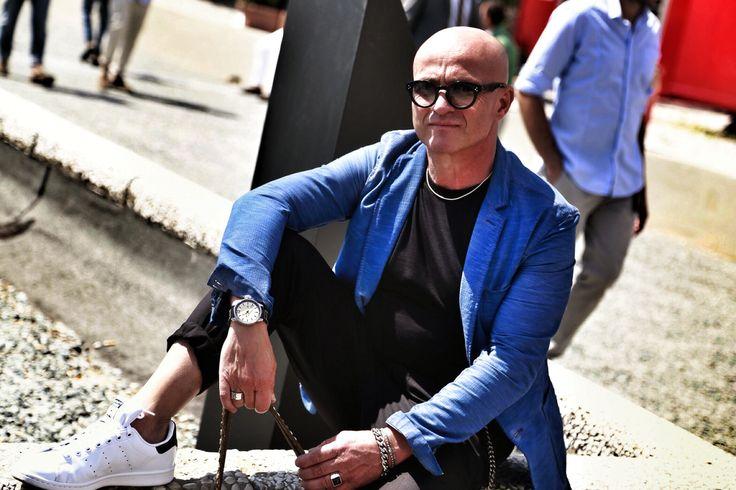 Mr. Antonio Metodo Pitti immagine Uomo 2014