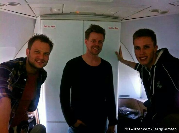 Ferry Corsten.. Nicky Romero & Dash Berlin