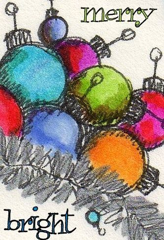 christmas shirt and card by karolann1229, via Flickr
