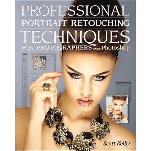 Pearson Education Book: Professional Portrait 9780321725547 B&H | B&H Photo Video