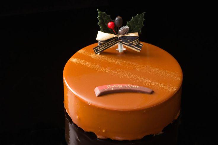 チョコレート専門店「デカダンス ドュ ショコラ 銀座」が贈るクリスマスケーキ