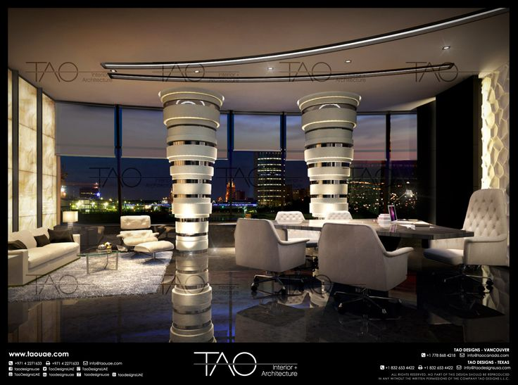 TAO Design Extend Our Commercial Interior Services To Businesses Of All Sizes In Dubai And Across UAE