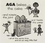 1950's AGA advertisement