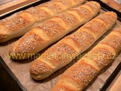 Tatarkové bagetky................ http://www.mamincinyrecepty.cz/rohliky-housky-precliky/tatarkove-bagetky
