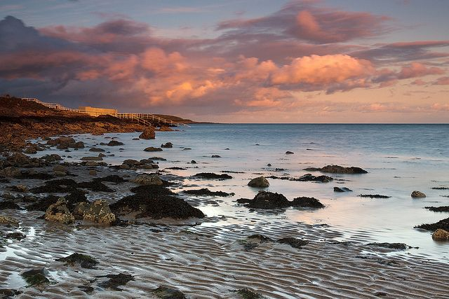 Skerries beach, Dublin, Ireland