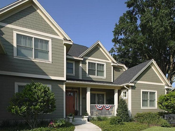 29 Best Images About Exterior House Colors On Pinterest Craftsman James Hardie And House