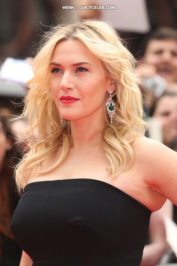 Kate Winslet nackt, Oben ohne Bilder, Playboy Fotos,