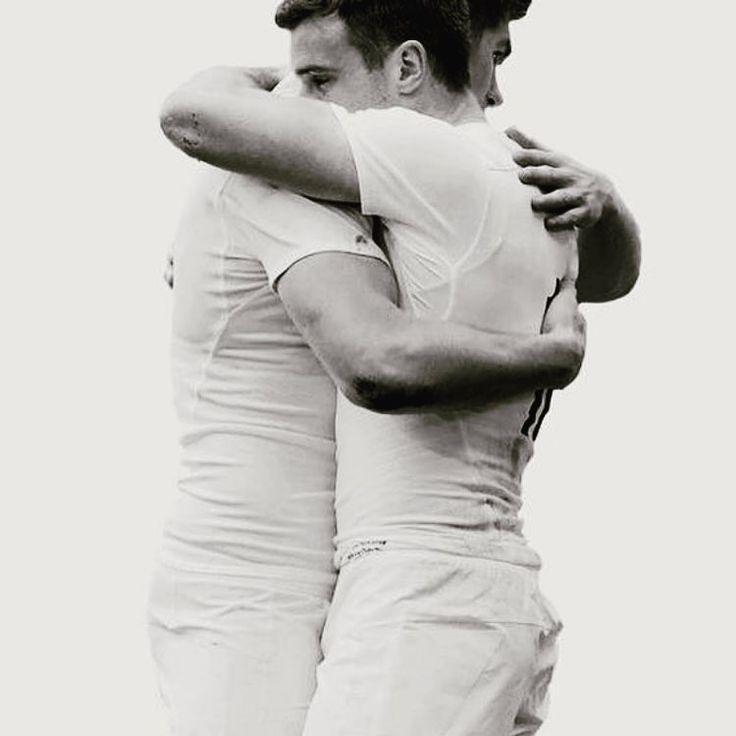 FAZ AND FORDY #owenfarrell #georgeford #englandrugby #10 #12 #rugby #england #saracens #bathrugby #grandslam #englandwin #winners #sixnations #champions