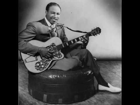 Jimmy Reed - 'rob, steel or kill somebody just to get back home to you' ....Ain't That Lovin' You Baby