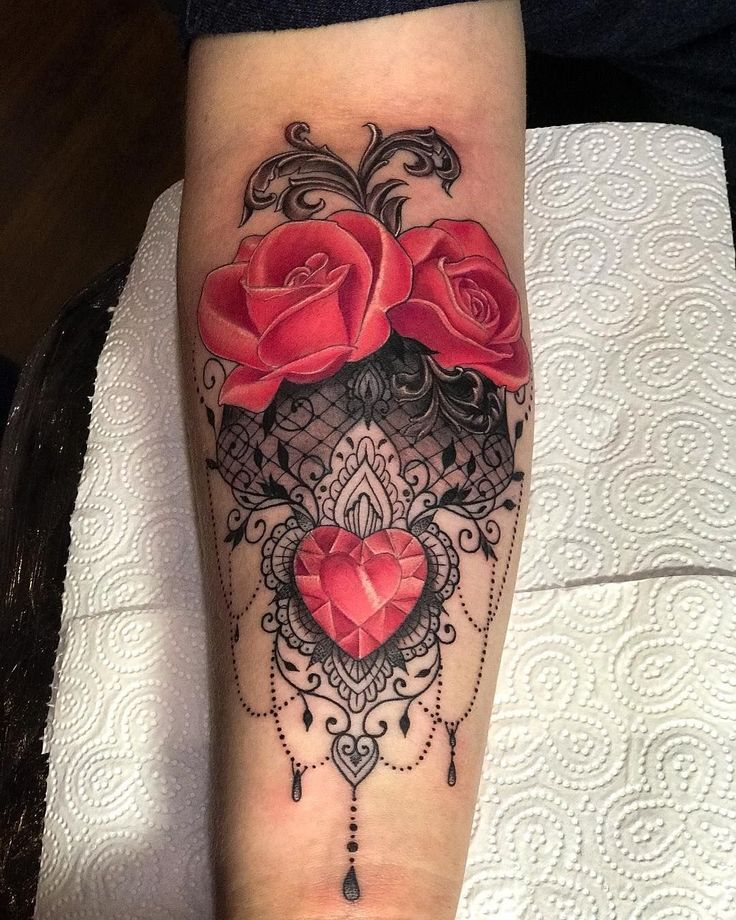 25 trending lace rose tattoos ideas on pinterest black for Rose lace tattoo