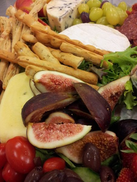 Fruit and Cheese Platter. #catering #cateringperth #wedding #partyfood #fingerfood #cocktail #Perth #WesternAustralia