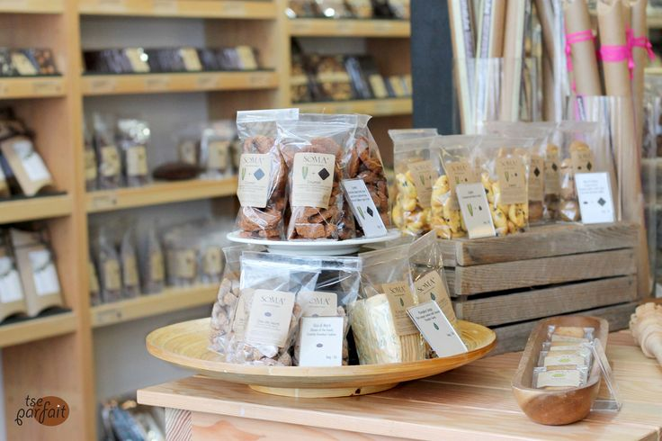 chocolate treats :: Soma Chocolatemaker, Toronto