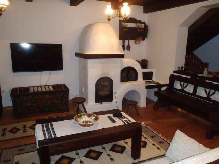 adelaparvu.com despre casa traditionala romaneasca Colibita, proprietar Doru Munteanu,  caliman.ro centru sport