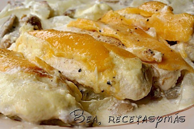 Solomillos de pollo al horno: dos versiones de una receta. | Recetas de cocina fáciles y sencillas | Bea, recetas y más