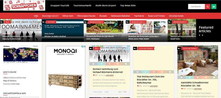 http://www.schnaeppchen.koeln zu verkaufen oder tauschen http://dld.bz/eYujt, http://dld.bz/ePaqK zu verkaufen oder tauschen