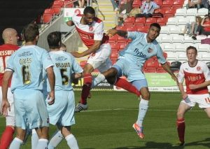 Rob Stocks gives his views on first defeat in five games for Fleetwood Town