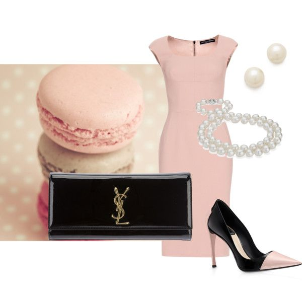 """Ricevimento importante"" by sara-biondi on Polyvore"