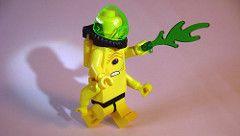 Yellow Fever (Villain Contest Entry)