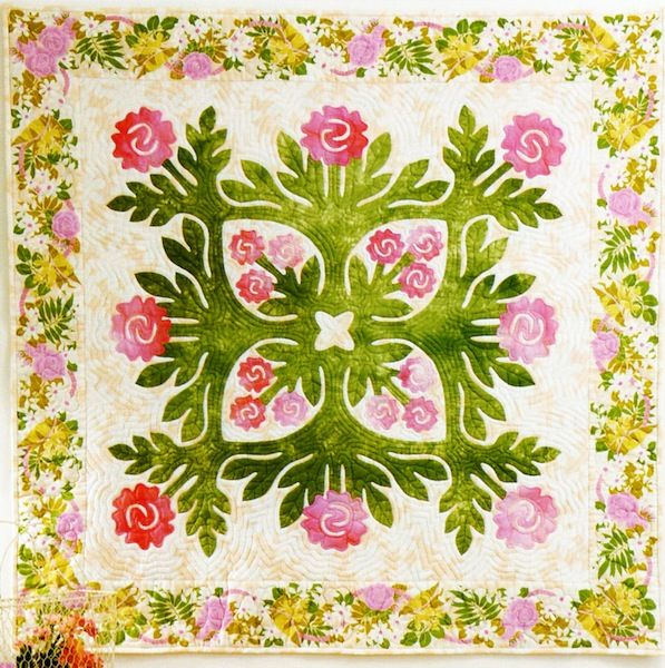1000 Images About Hawaiian Quilts On Pinterest Hawaiian