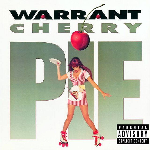 """Cherry Pie"" by Warrant was added to my One80 3 playlist on Spotify"