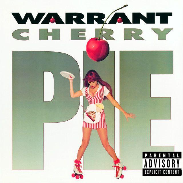 """""""Cherry Pie"""" by Warrant was added to my One80 3 playlist on Spotify"""