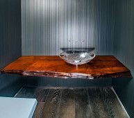 Обеденный стол Murmansk - большой обеденный стол из массива дерева на заказ