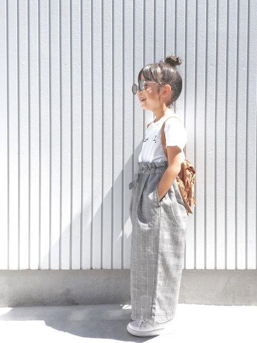 nana|agnes b.のTシャツ/カットソーを使ったコーディネート