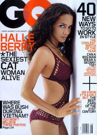 GQ: Halle Berry