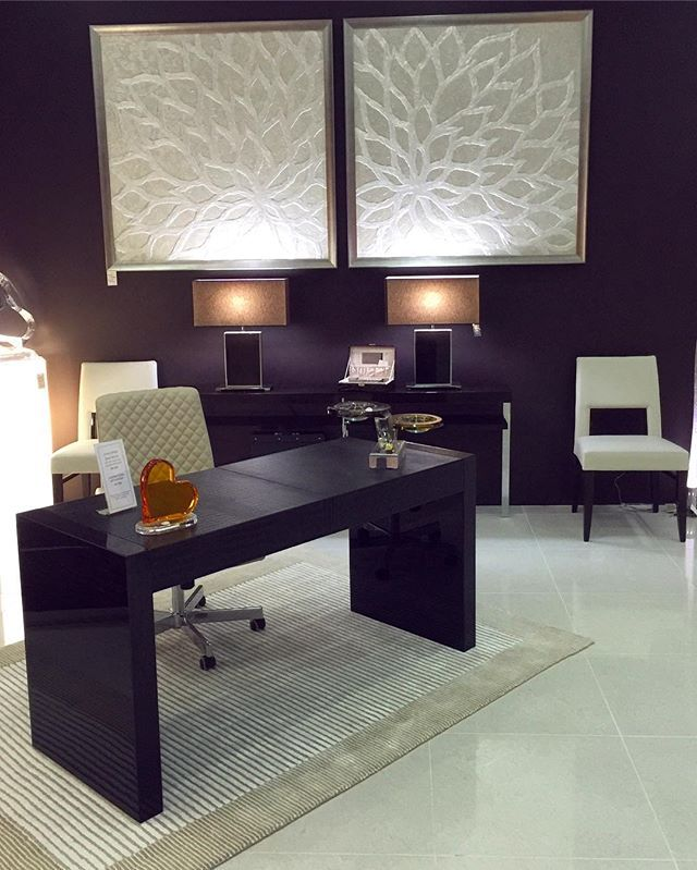 Get down to business in simplicity!! With a durable croc stamped leather top and ebony Makassar timber this desk is ideal for a modern office!! #madeinitaly #interiors #instainteriors #instaluxury #luxe #luxuryinteriors #goldcoastshowroom #goldcoast #brisbane #luxurylifestyle #modern #contemporary #interiordesign #luxuryhomes #modernhome #luxuryliving #officespace #office #homdecor #sydney #sydneyblogger #interiorsydney #interiorgoldcoast #italianmade #italiandesign #italianstyle #