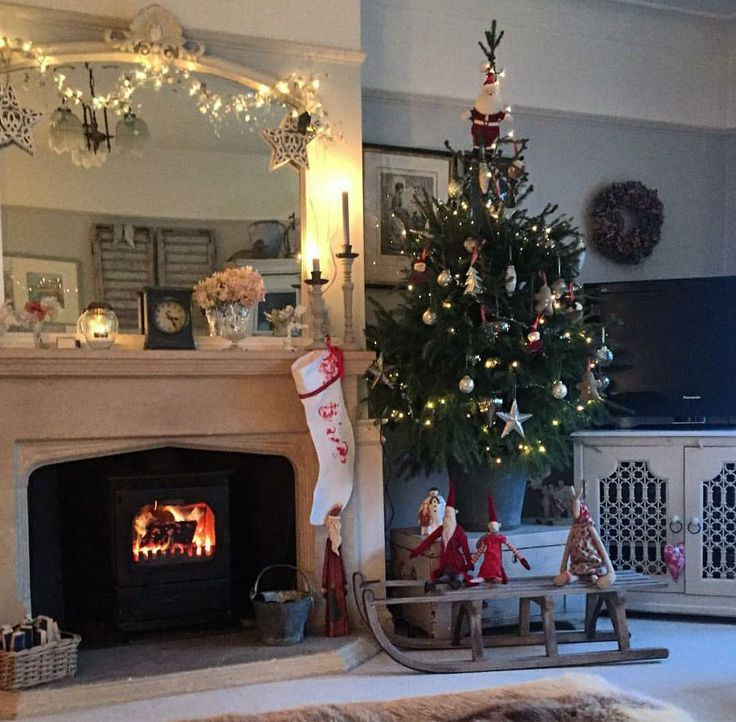 Shabby and Charme: Natale a casa di Carol