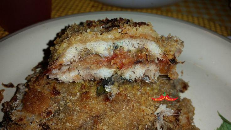 Portafogli+di+sardine+e+Pappa+al+Pomodoro
