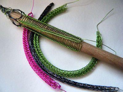 Beginning Viking Knit Tutorial