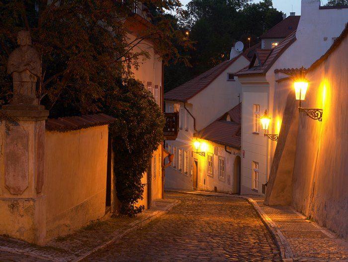 Πράγα: Το φθινόπωρο γίνεται πιο όμορφη. Γίνεται χρυσή!