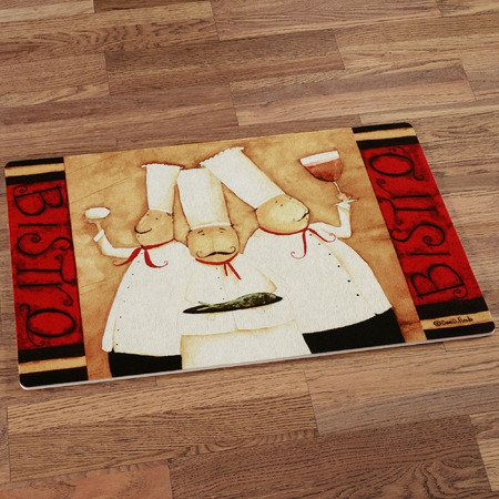 I Like The Fat Guys Theme For Kitchen Floor Mat Too (even Though We Have