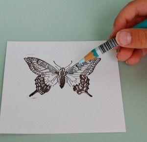 WOW #3: Watercolor Pencil Tutorial