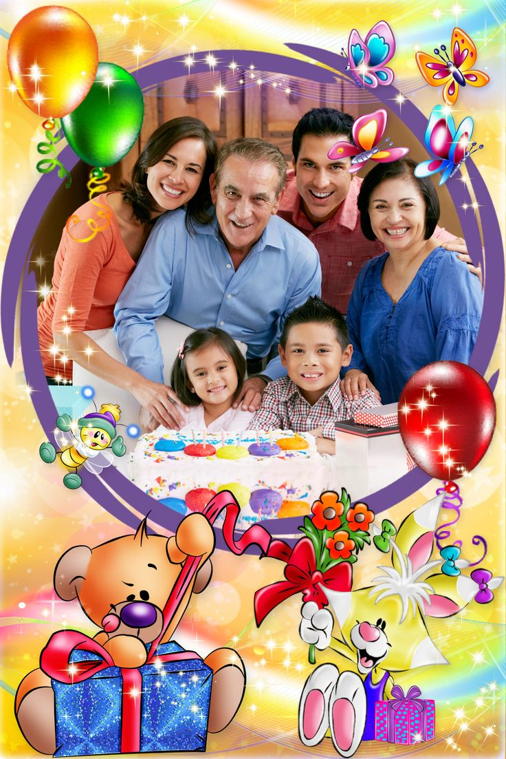 7 best Happy Birthday Photo Frames - Android App Free Download ...
