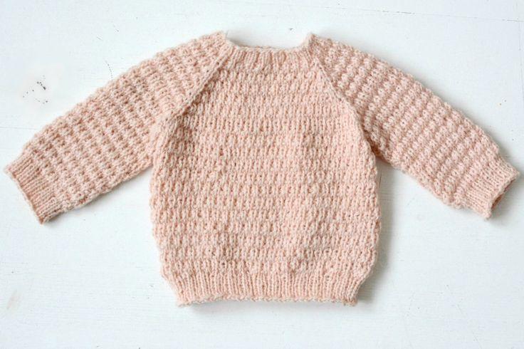 ragln sweater baby