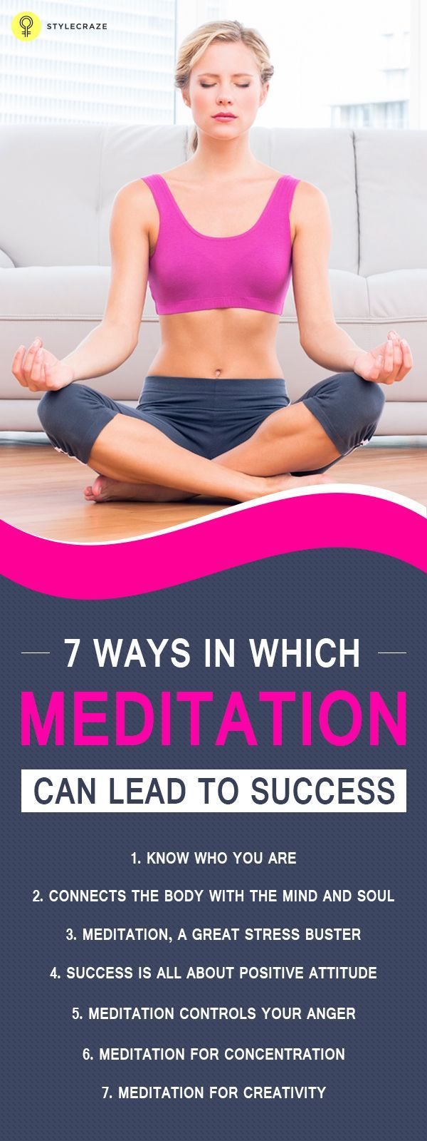 There can be many reasons for people opting for #meditation. Some people do it to stay away from mental tension.