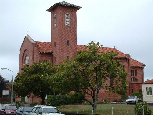 Ashburton - Holy Name | Catholic Diocese of Christchurch