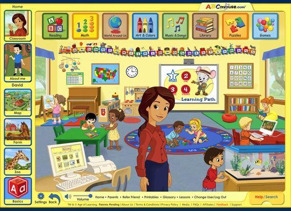 ABCmouse: Kids Learning, Phonics, Educational Games, Preschool-Kindergarten Reading