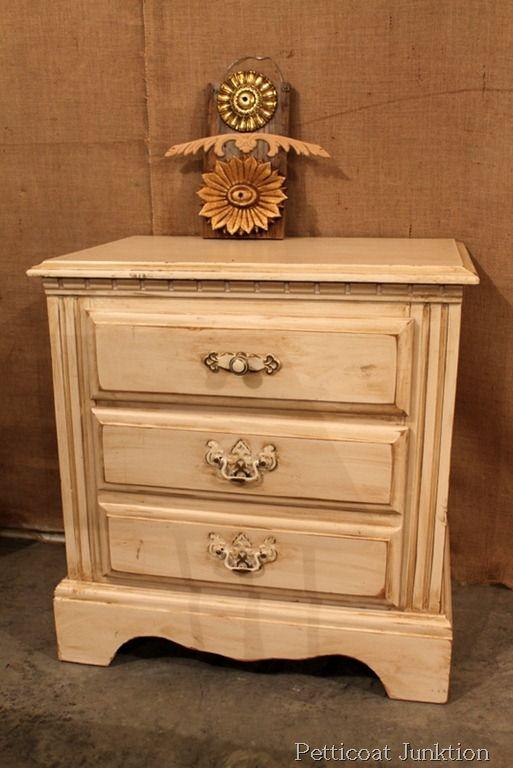 Antiquing Furniture, Petticoat Junktion