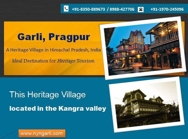 Book Hotels Online in Garli, Pragpur @ http://www.nyngarli.com/rooms.html