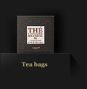 Dammann Freres tea- the only kind we serve @ Storm King Cafe