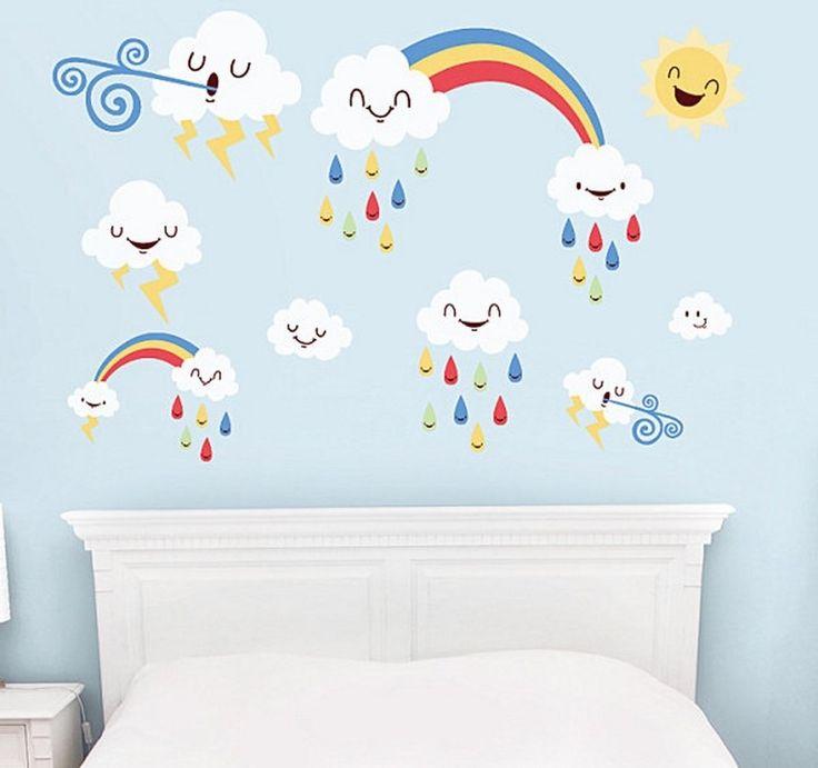 Sandavy Charming Cute Kids Room Wallpaper DesignsKids