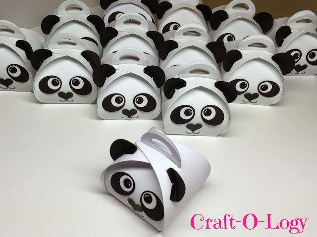 Craft-O-Logy: Panda Traktatie