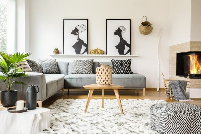 An Emerald Living Room Oasis Complete With Jonathan Adler