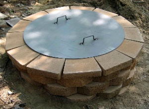 9 best images about Fire Pit Covers on Pinterest | Fire ...