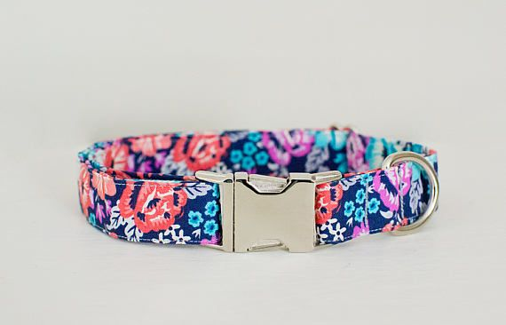 Hey, I found this really awesome Etsy listing at https://www.etsy.com/listing/532405907/dog-collar-girl-dog-collar-flower-dog